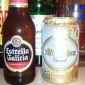 Estrella Galicia y Alhambra: posiblemente las cervezas más infravaloradas del España